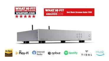 audiolab 6000N Silver - Ausstellungsstück