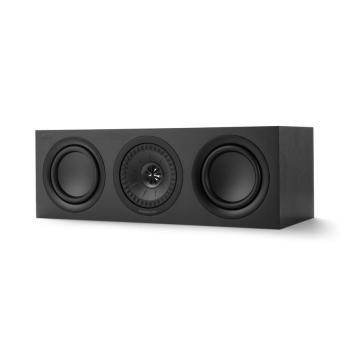 KEF Q250c, schwarz