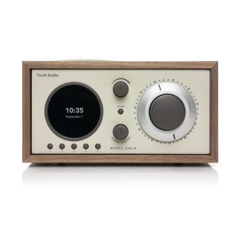 Tivoli Audio Model One+ Beige/Walnuss
