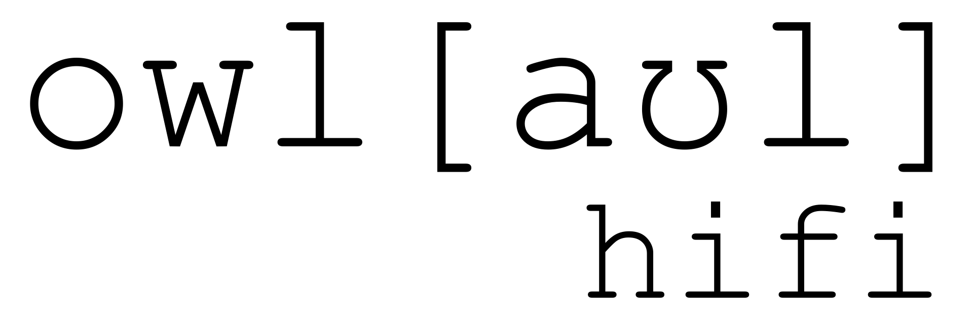 owl hifi-Logo
