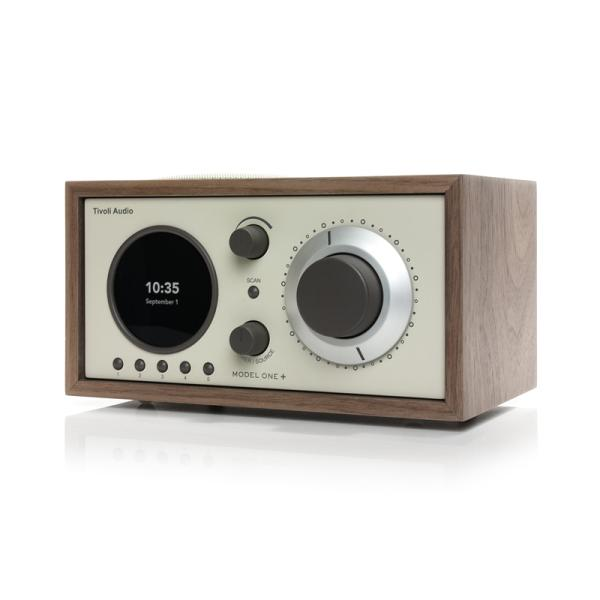 Tivoli Audio Model One+ Beige/Walnut